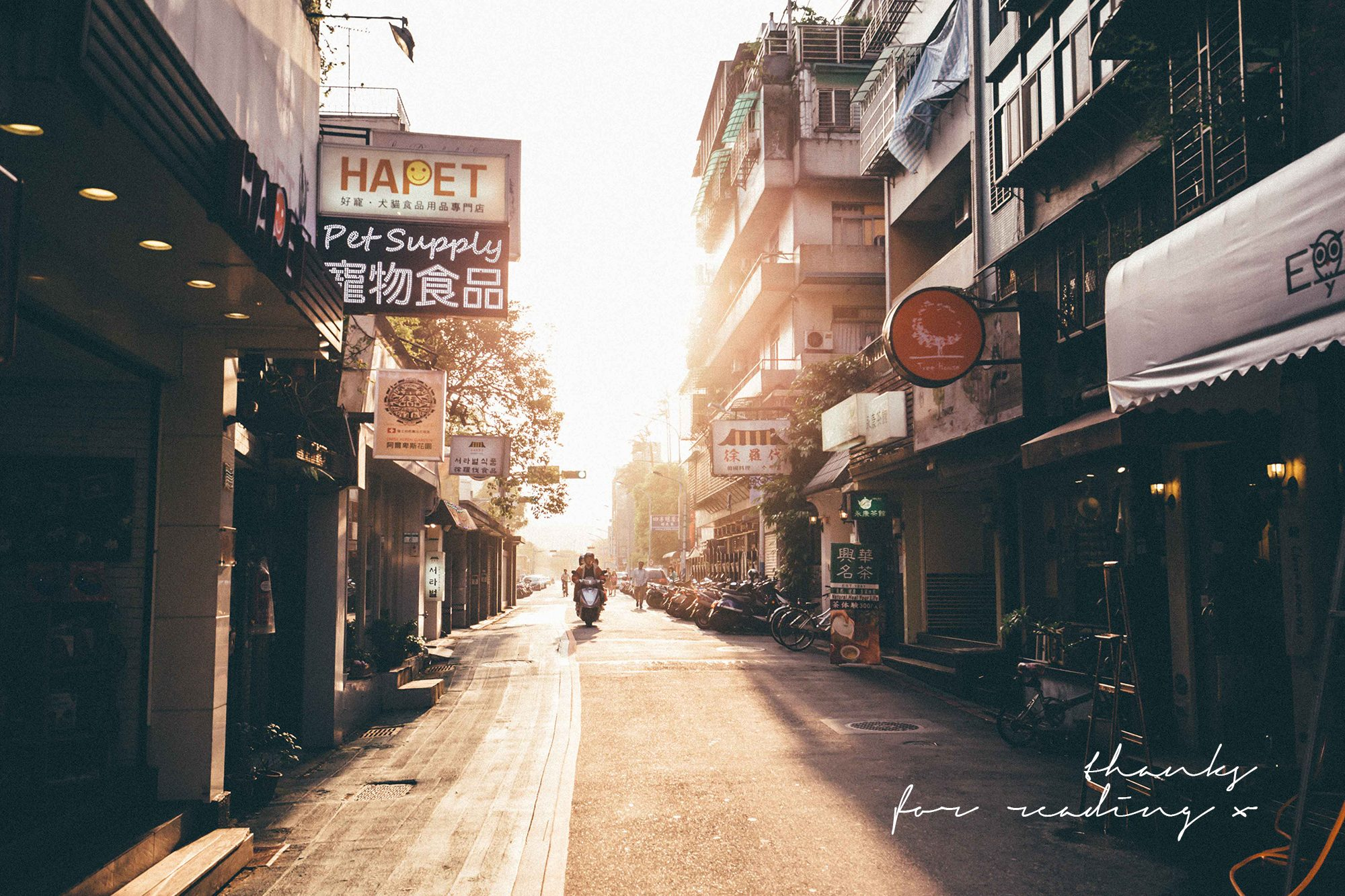 Favourite Cafes in Taipei