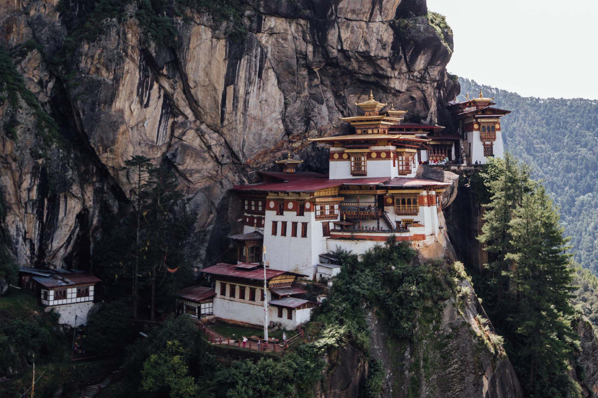 Postcards from Bhutan